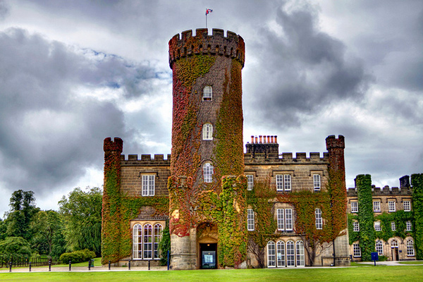Swinton Park Castle