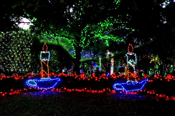 Hunter Valley Gardens Christmas