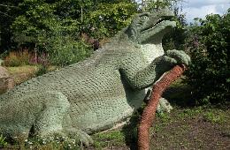 Crystal Palace Dinosaur