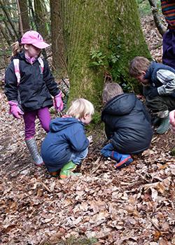 Tamar Trails Easter Egg Hunt