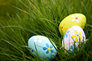 How to keep busy this easter