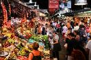 la Boqueria Farmers' Market