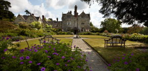 The Gravetye Manor