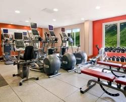 Heathrow Airport Gym