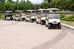 Golf Equipment Hire