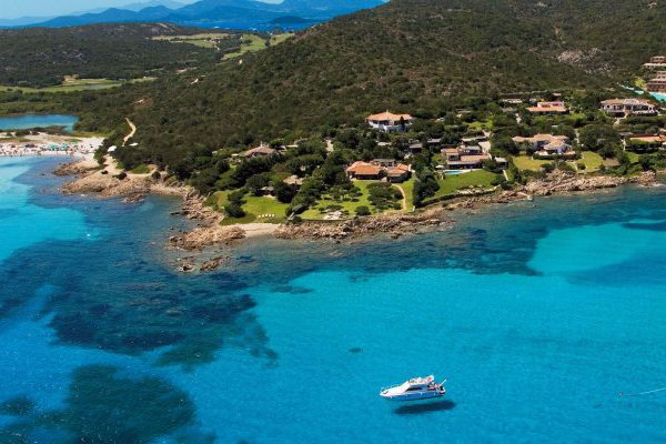 Honeymoon in Sardinia