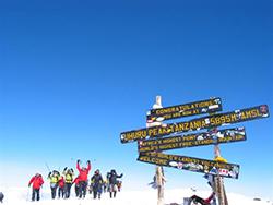 Mnt. Kilimanjaro, Tanzania