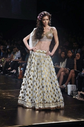 Lakme Fashion Week in Mumbai, India