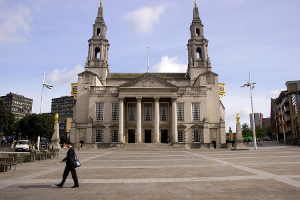 Civic Hall in Leeds