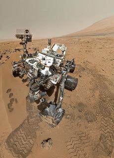 Mars Rover - Curiosity