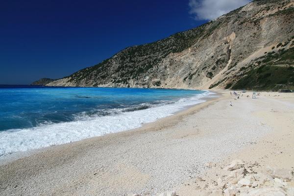 Myrtos, Greece