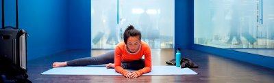 San Francisco Yoga Room