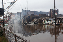 Sandy destruction, New York