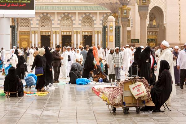 daily life in saudi arabia