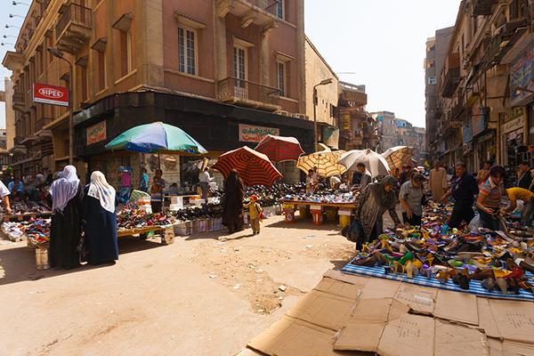 Street Market, Cairo, Egypt