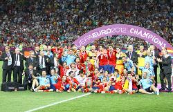 UEFA Euro winners - Spain