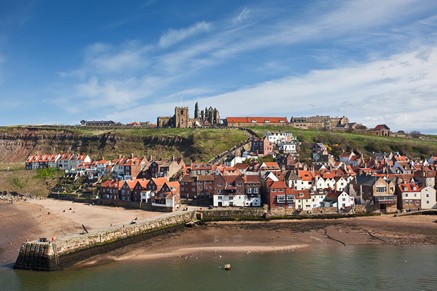 Whitby Town Harbour