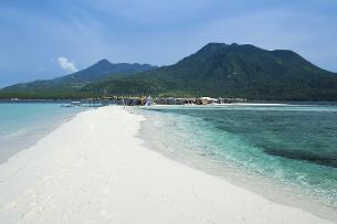 Beach at Camiguin, Phillipines
