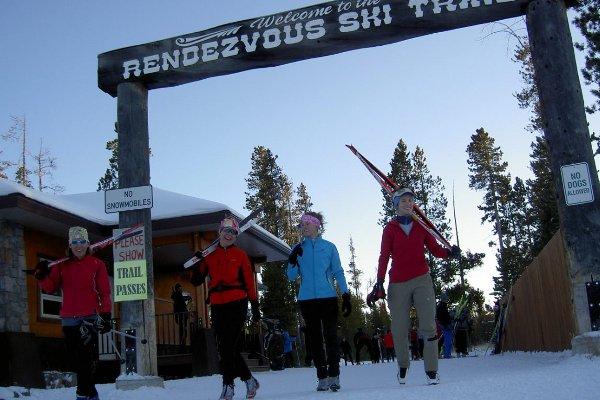 Yellowstone Ski Festival, Montana