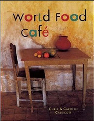 The World Food Café, Cookbook