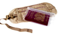 Travel Proof Money Belt