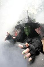 Warwick Castle Halloween