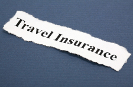 Travel Insurance Label