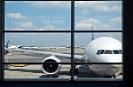 Plane at Terminal