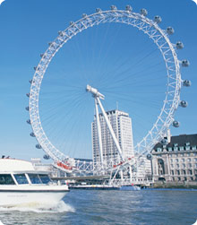 London Eye Attraction Tickets